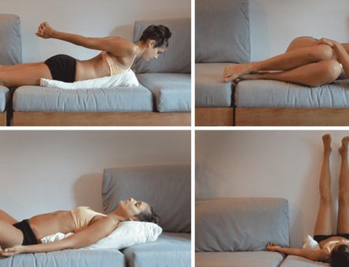 Leidest Du unter Schlaflosigkeit? Diese Yoga Asanas helfen beim einschlafen