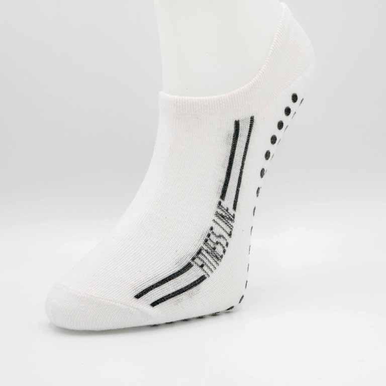 Socke weiß